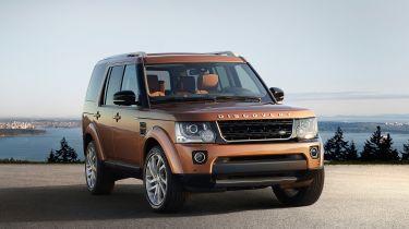 Land Rover Discovery Graphite和Landmark特别版透露