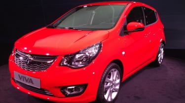 Vauxhall Viva:关于新城市汽车的全部详细信息