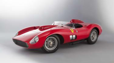 $ 35.7m ferrari 335是世界上最昂贵的汽车,还是它?