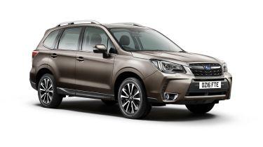 Subaru Forester在2016年获得技术和造型升级