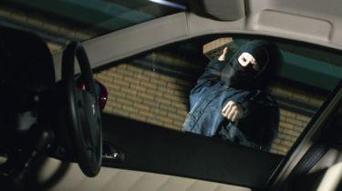 测试将主要安全风险揭示到无钥匙车