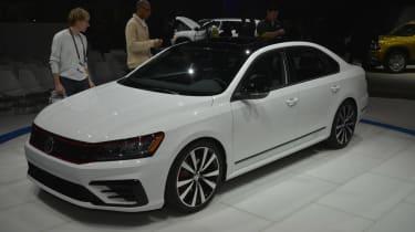 大众帕萨特GT概念在La Motor展中首次亮相