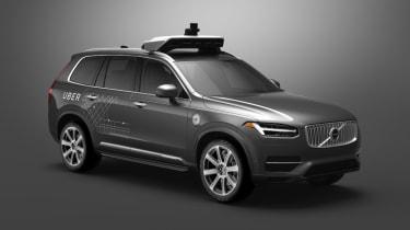 沃尔沃和优步加入武力创造无人驾驶出租车