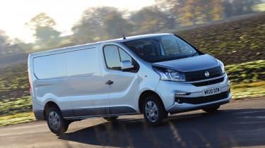 Fiat Talingo van现售现在从£20,000万英镑