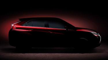 新的三菱SUV在日内瓦2017领先揭示