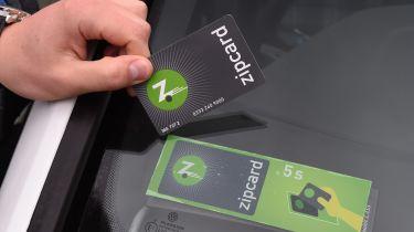 Zipcar为Uber司机提供新交易的汽车