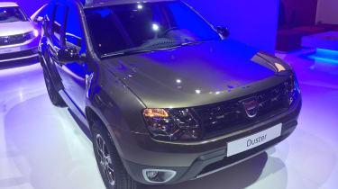 Dacia Duster获得新的双离合器汽车