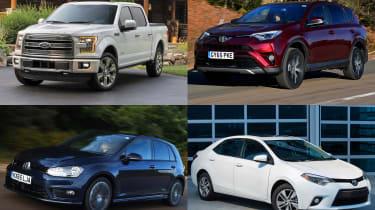 2016年销售世界上最好的汽车
