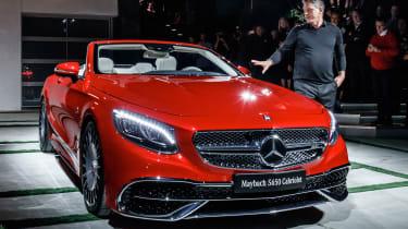New Mercedes-Maybach S650以260万英镑的价格到货