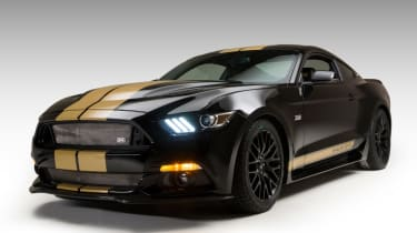 Shelby GT-H Mustang现在可以租用我们