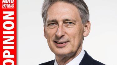 'Philip Hammond的£1.3亿英镑的公路基金在旁边购买我们