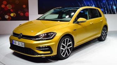 新的2017年VW高尔夫:价格和规格宣布