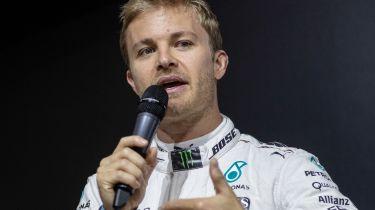 Nico Rosberg宣布公式1退休