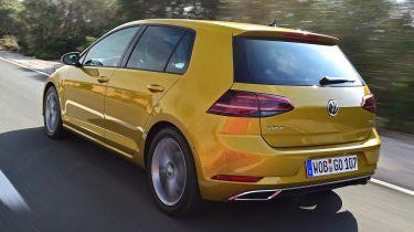 2018年新的VW高尔夫球兑换杂交柴油