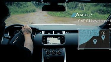 捷豹陆路虎在全地形自动驾驶车上工作