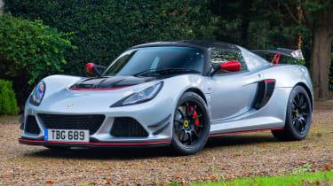Lotus Exige Sport 380透露375BHP