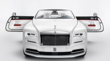 Rolls-Royce Dawn由时尚透露