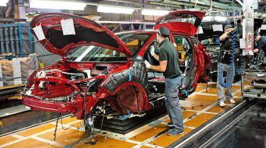 日产向英国供应行业提升100万英镑
