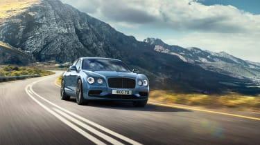 新的Bentley飞行刺激W12 S是202英里/小时的奢侈品