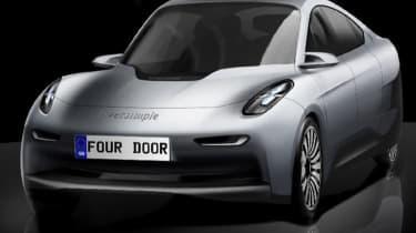 riverimple揭示了两个新的氢气车辆的计划
