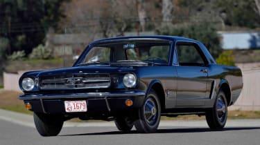 第一个坚硬的福特野马将于5月拍卖