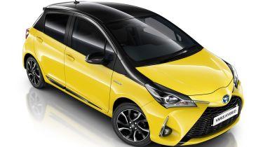 丰田Yaris Yellow Edition亮起新的Yaris系列
