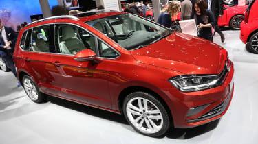 令人耳目一新的2018年Volkswagen高尔夫SV的价格