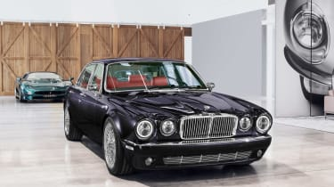 Jaguar Classic推出了日内瓦的定制最大点击XJ6