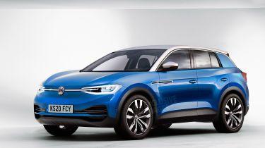 大众汽车到2020年推出两台电动SUV