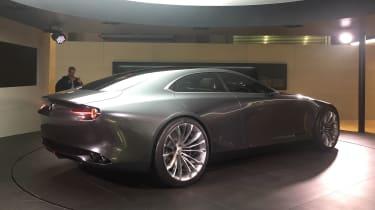 Mazda Vision Coupe概念暗示品牌未来设计