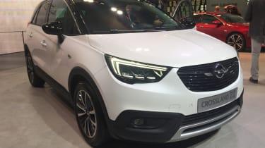 新的2017 Vauxhall Crossland X SUV:价格和规格透露
