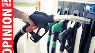 '柴油辩论朝着错误的方向前进'