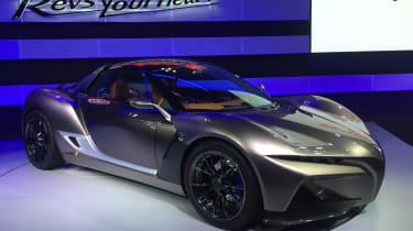 Yamaha在东京电机展上展示新概念车