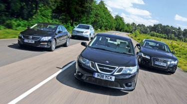 所有公司汽车中的三分之一是四年来通电