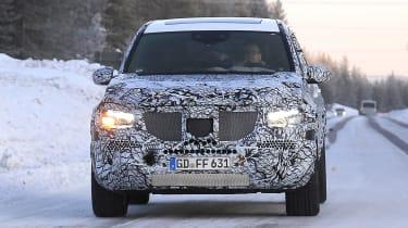 2019年梅赛德斯GLS:七座SUV冬季测试