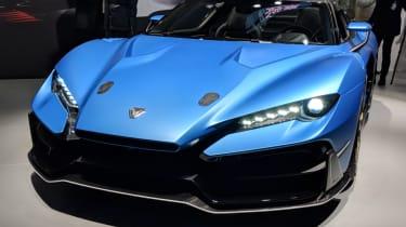 新的iTaldesign Zerouno Duerta Roadster揭晓