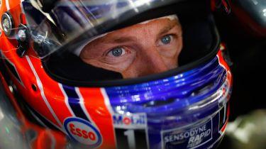 Jenson按钮让Le Mans首次亮相