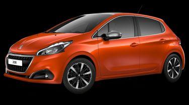 Peugeot推出了208个Allure Premium特别版