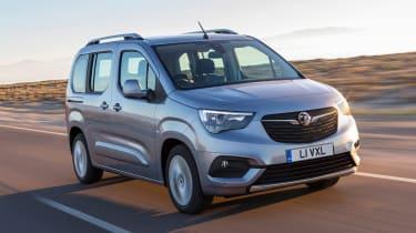新的2018 Vauxhall Combo Level Life价格和规格发布