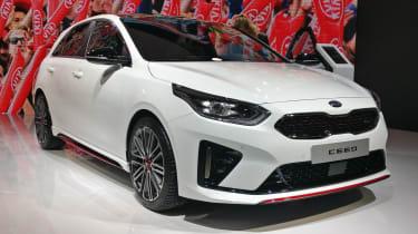 新2019年起亚CEED GT:Sporty Hatch以25,535英镑的成本