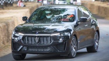Maserati Levante SUV收益346BHP v6