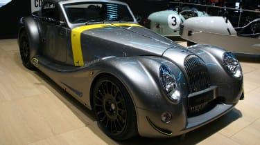 Limited-Run Morgan Aero GT在日内瓦电机展上透露