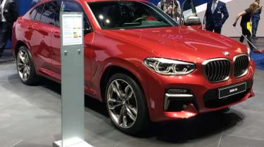 新2018 BMW X4:德国轿跑车 -  SUV透露时尚看起来