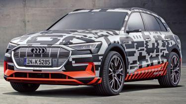 电气化的汽车在2025年弥补三个奥迪销售中