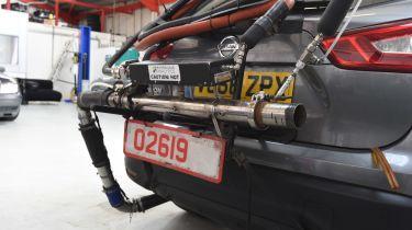 WLTP和RDE经济和排放测试解释
