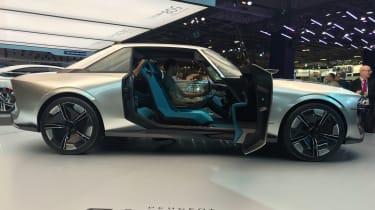 Peugeot电子传奇概念可以在2020年之后建造
