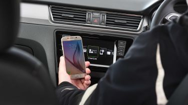 新标准意味着智能手机很快就更换汽车键