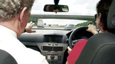 新英国驾驶考试:现在允许在高速公路上允许的学习者司机