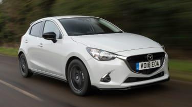 新的限量版Mazda 2 Sport Black透露