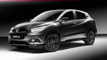 新的180BHP本田HR-V Sport:英国价格透露